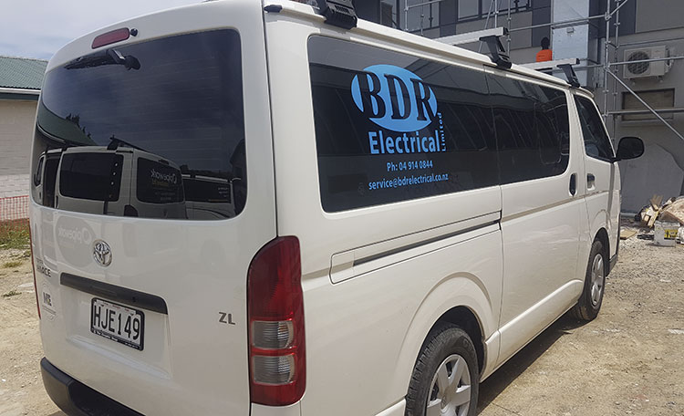registered electrician at bdr electrical